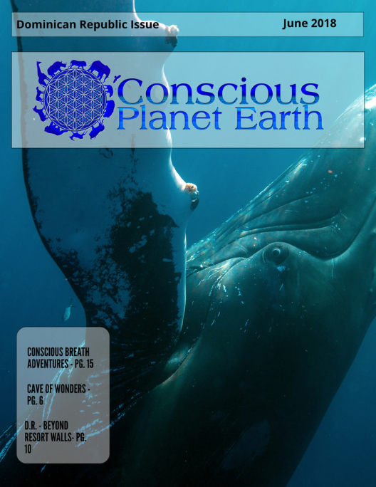 Conscious Planet Earth June 2018 Issue